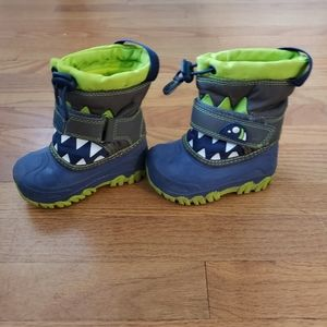 Boys Cat and Jack winger boots